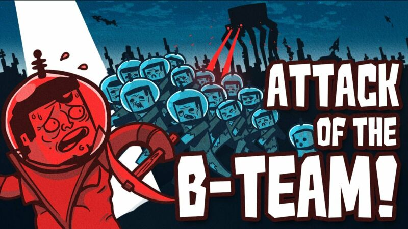 Attack of The-Bteam Server